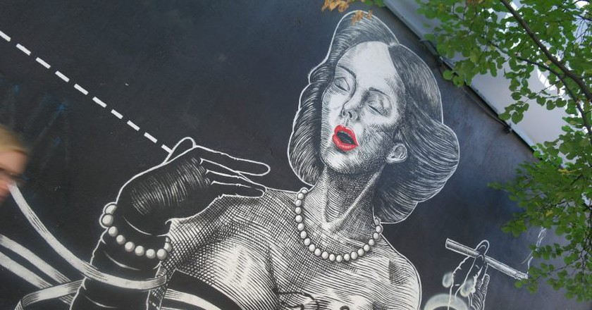 Triball street art|©Luke Stam/Flickr