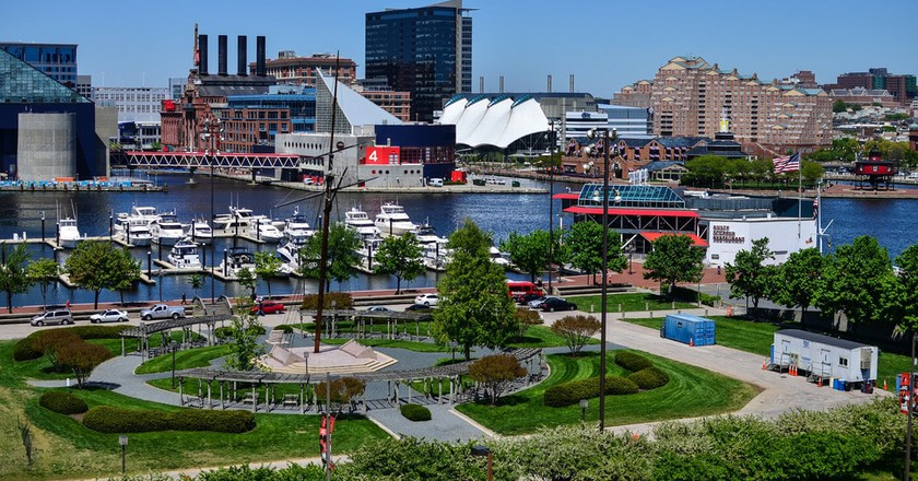 View of the Inner Harbor   © m01229 / Flickr