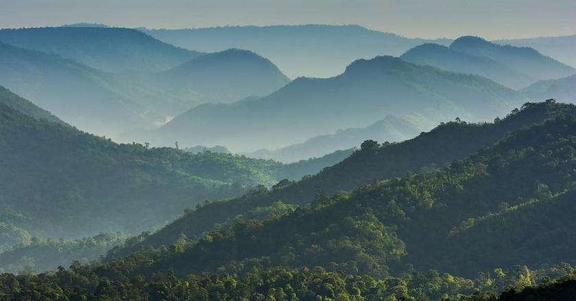 Thai mountains   © Nik Cyclist/Flickr