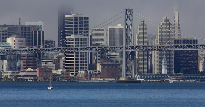The fog of work | © David Brossard / Flickr
