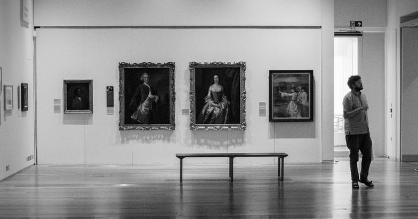 Art Gallery | © Mark Turner/Flickr