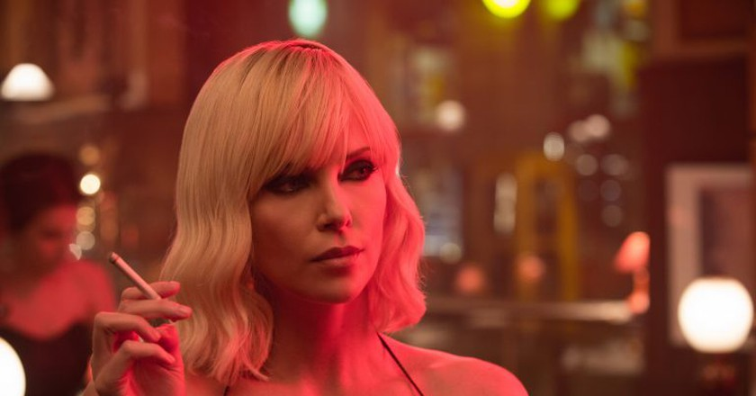 'Atomic Blonde' | © Universal Pictures