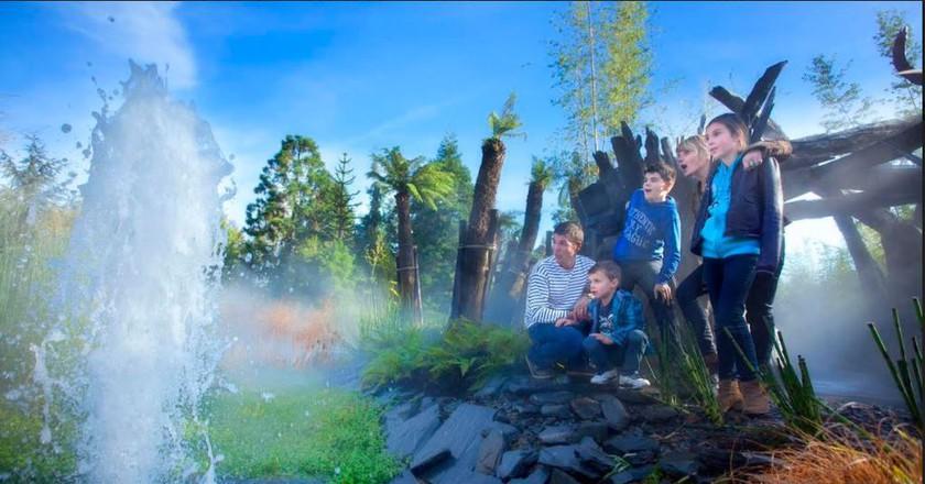 Family fun at France's first botanical theme park | © B.Bechard/ Courtesy of Terra Botanica