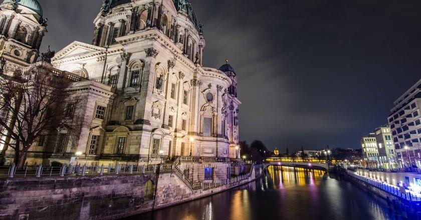 Berlin by night | © Kai_Vogel/Pixabay