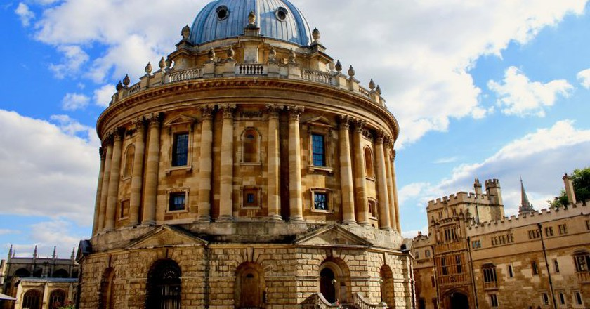 Bodleian Library, Oxford   © subherwal/Flickr