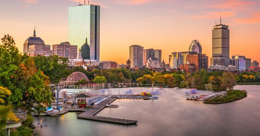 Boston, Massachusetts, USA skyline | © Sean Pavone / Shutterstock