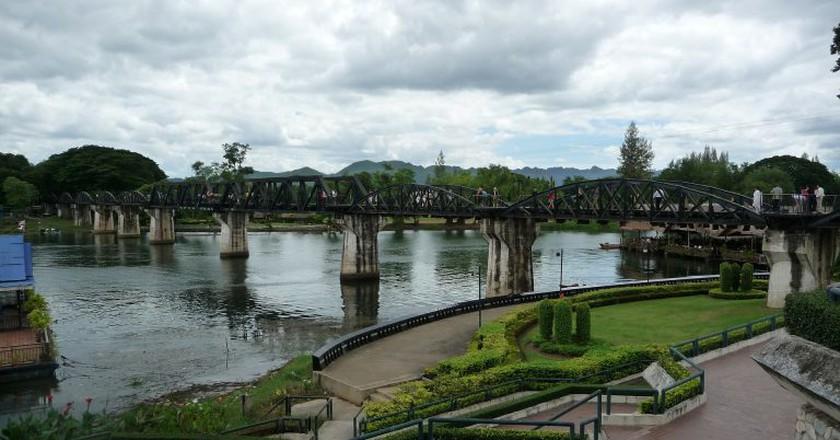 Bridge on the River Kwai | © dsavop/Pixabay