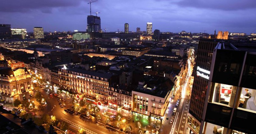 Brussels | © Christophe Licoppe / courtesy of Visit Brussels
