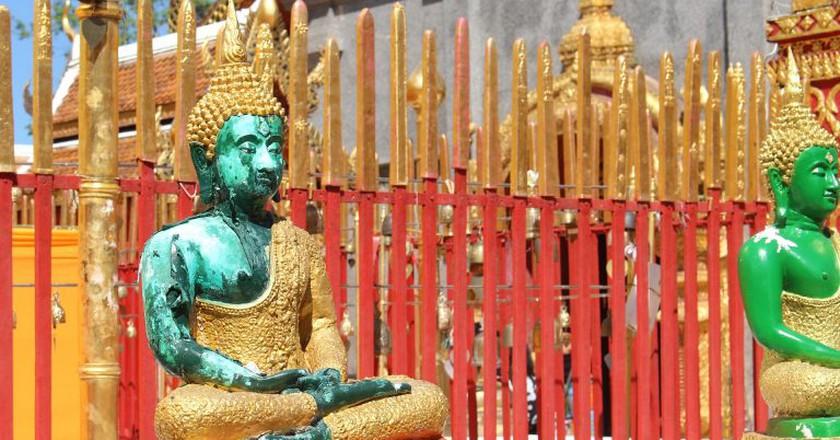 Wat Phra That Doi Suthep    © reginaspics / Pixabay