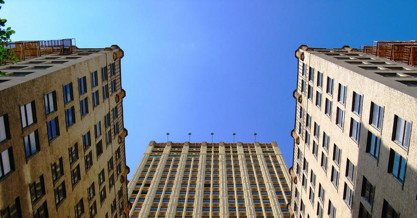 Sterick Building in Memphis | ©Exothermic/Flickr