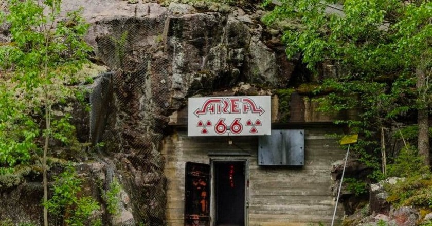 Forget Area 51, try Area 66 in Northern Sweden | Courtesy of ObjektVision