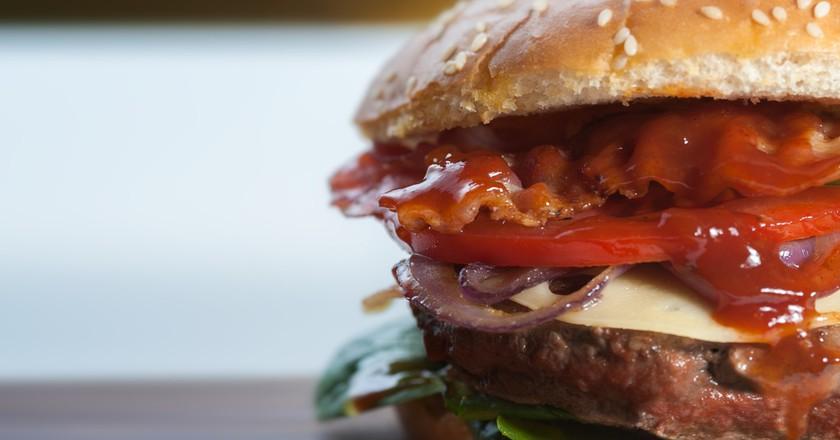 Burger | © Pexels / Pixabay