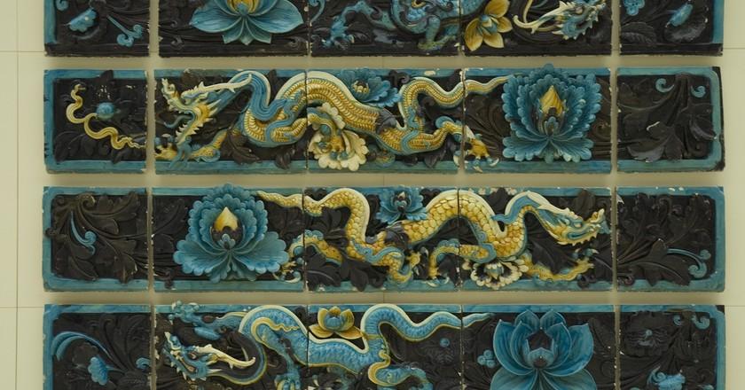 Chinese artwork at the British Museum   © Francesco Gasparetti/Flickr