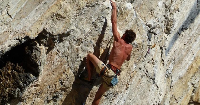 Rock climbing   © fcja99/Pixabay