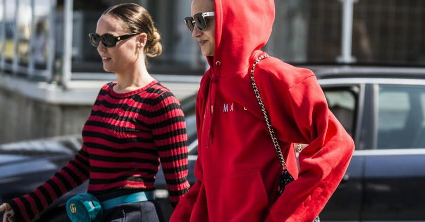 Copenhagen Fashion Week Street Style | © Julien Boudet / BFA/ REX / Shutterstock