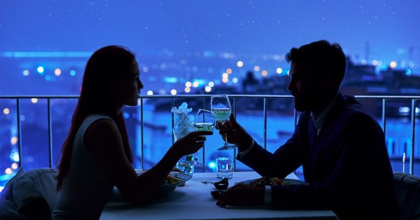 Romance in the air | © Shutterstock