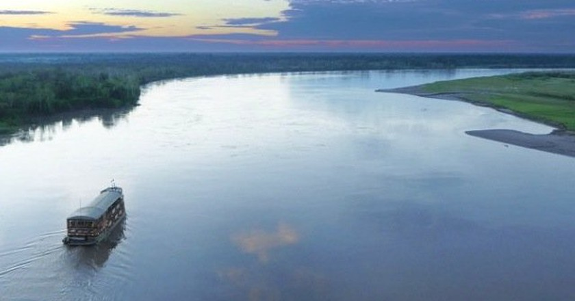Amazon river cruise in Peru | © Courtesy of Rainforest Cruises