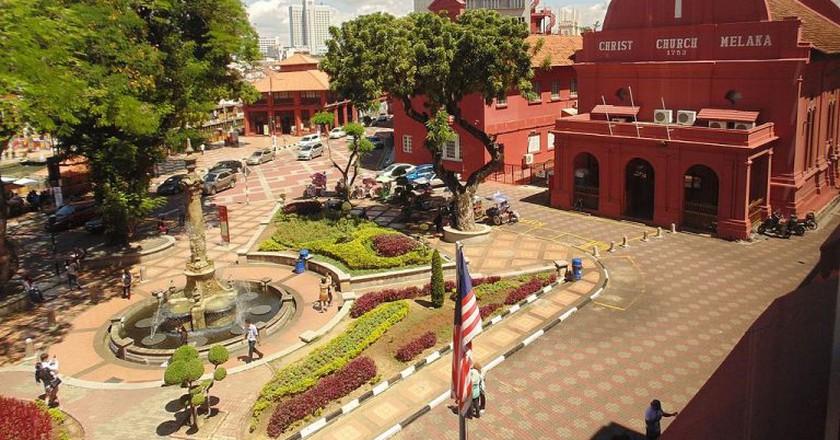 Dutch Square in Melaka | © O.Mustafin/Wikimedia Commons