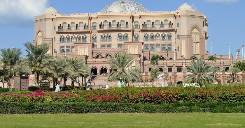 Emirates Palace   © Raventhorne / Pixabay