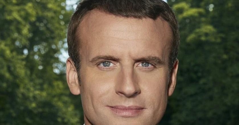 Emmanuel Macron   © Soazig de La Moissonnière/Wikimedia Commons