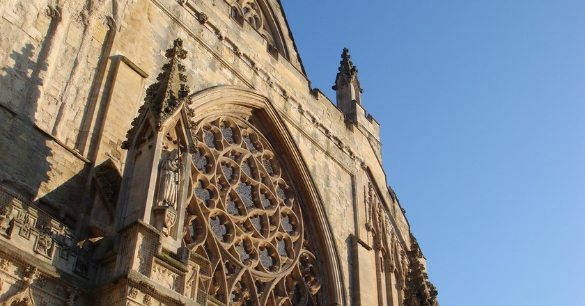 Exeter Cathedral |  © heartypanther/Flickr