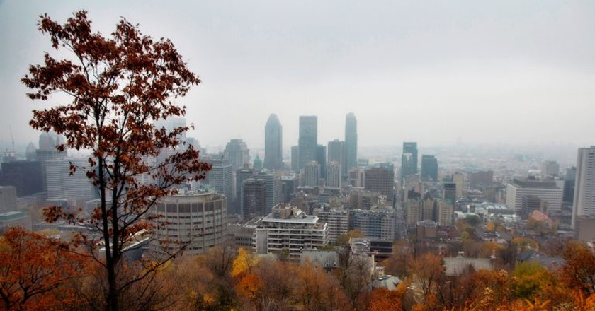 Fall colors in Montreal   © Artur Staszewski / Flickr