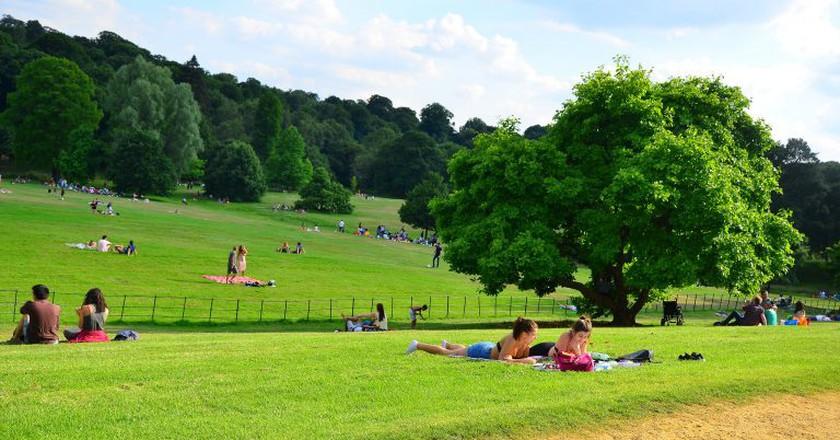Hampstead Heath   © Ben Sutherland/Flickr