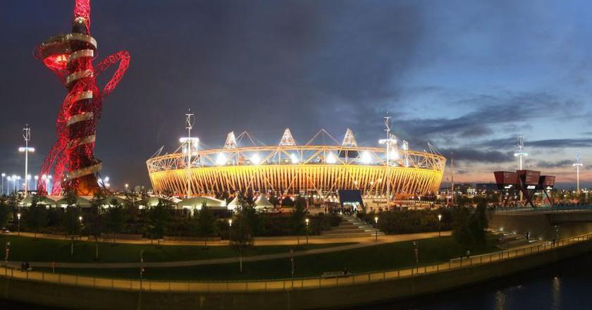 Queen Elizabeth Olympic Park | © tom_bullock/Flickr
