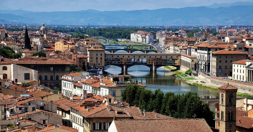 View of Florence|©Eric Huybrechts/Flickr