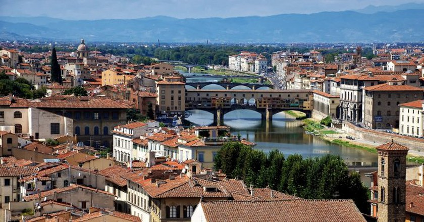 View of Florence ©Eric Huybrechts/Flickr