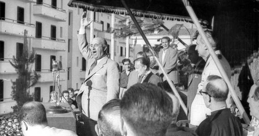 General Franco   © Indalecio Ojanguren/WikiCommons