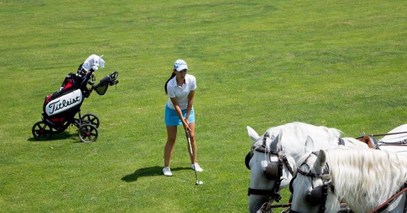 Lipica Golf Course | © GZS / Courtesy of Lipica