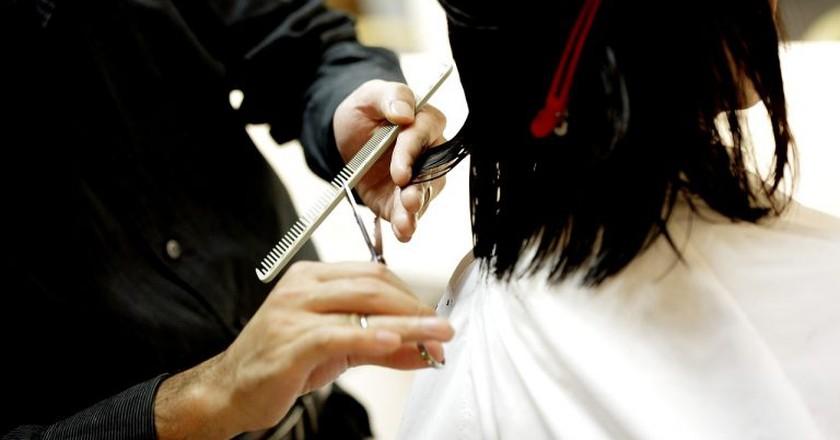 Get a haircut in the Algarve | © kaleido-dp / Pixabay