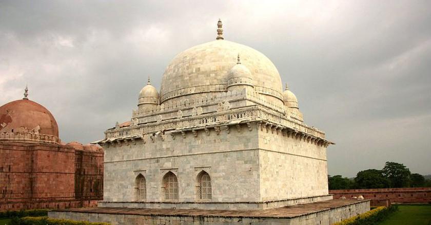 Hoshang Shah Tomb Mandu | © Arjunvalsaraj / Wikimedia Commons