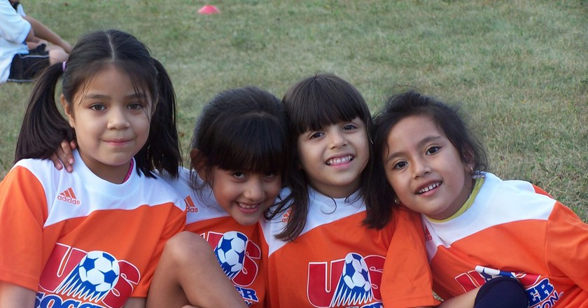 © U.S. Soccer Foundation
