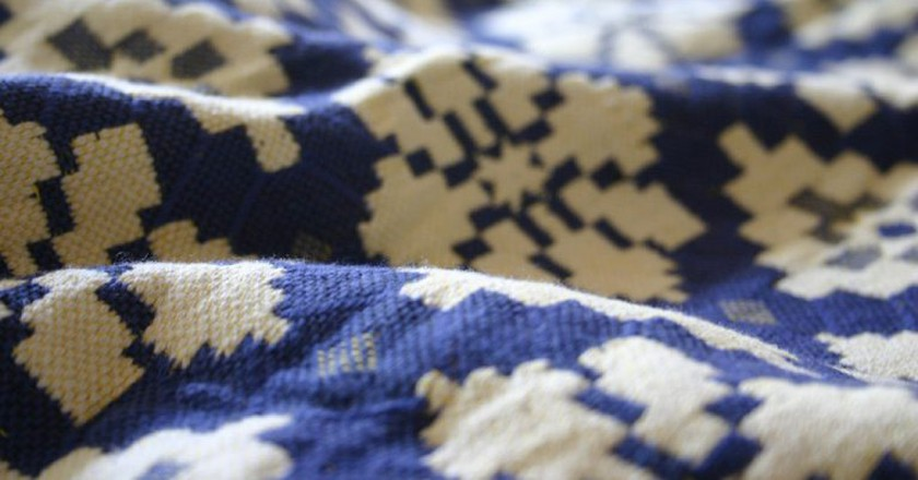 Indian Textiles | © Till Westermayer/Flickr