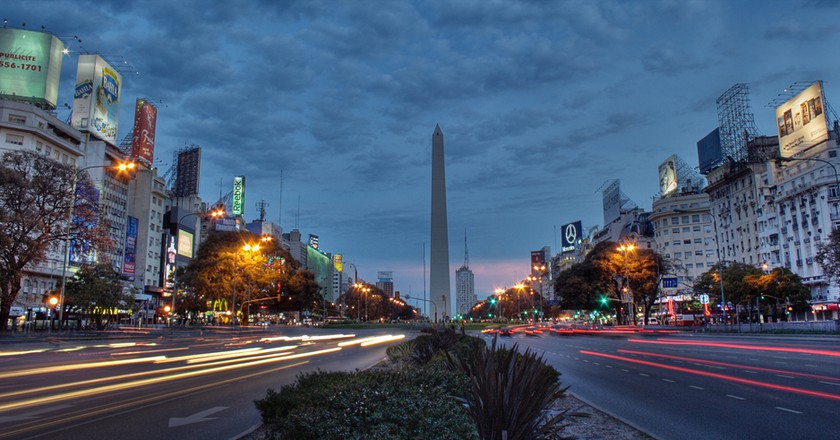 Buenos Aires is a haven for those looking for free cultural events | © Jesus Alexander Reyes Sánchez/Flickr
