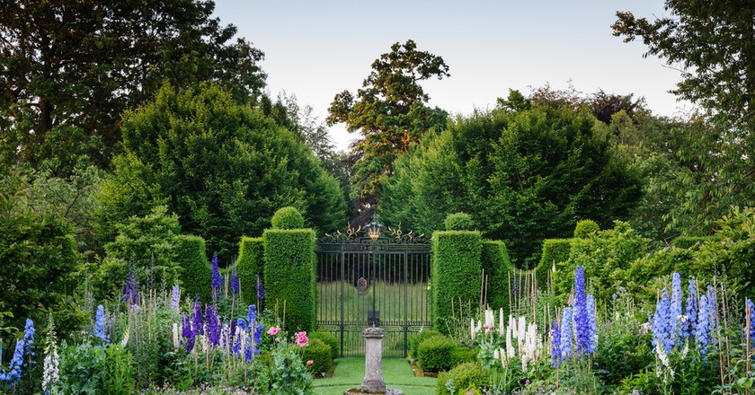 The Sundial Garden | Courtesy of The Royal Gardens at Highgrove