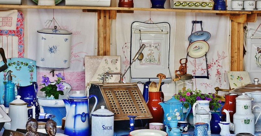 The 7 Best Flea Markets and Thrift Stores in Dusseldorf
