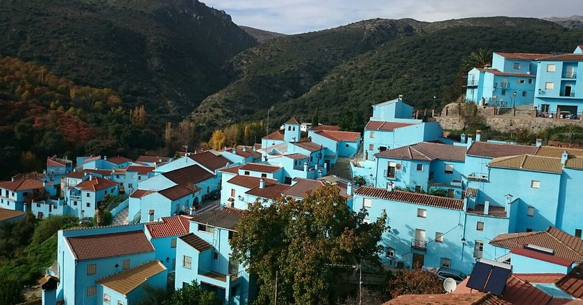 Juzcar, Spain's Smurf village | © Ramón Ojeda/Flickr