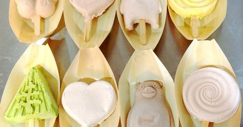 Kanazawa Ice, the melt-resistant frozen treat from Japan | Courtesy of Kanazawa Ice