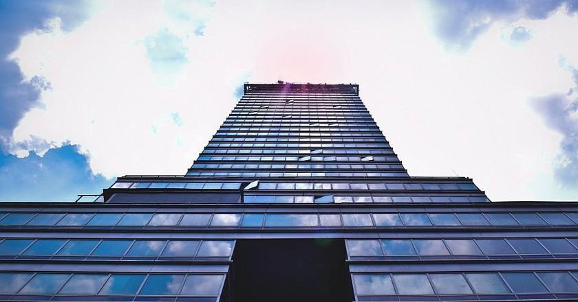 The Torre Latinoamericana, Mexico City's first skyscraper / pixabay