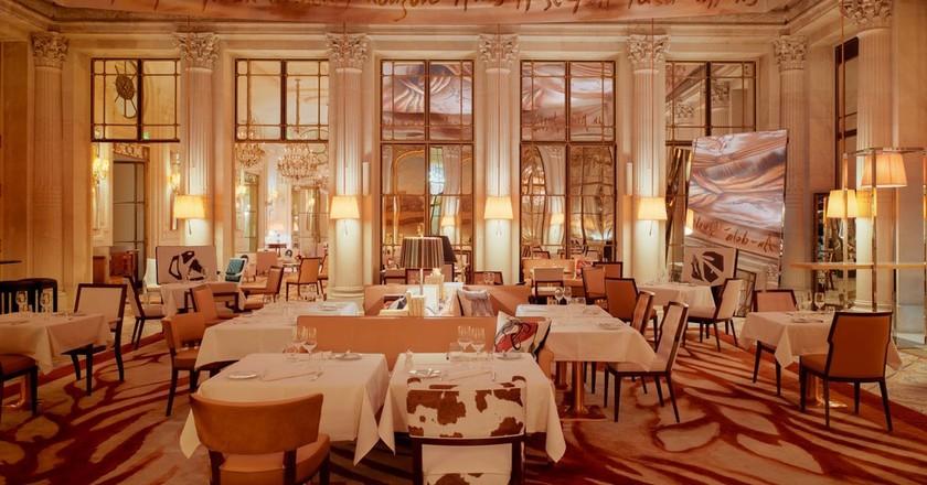 Le Dali Restaurant   © Niall Clutton