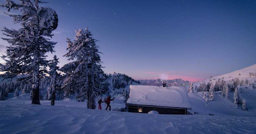 11 of Austria's Top Winter Destinations