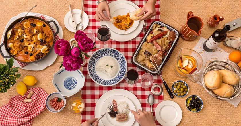 Macanese dishes | Courtesy of Urban Kitchen