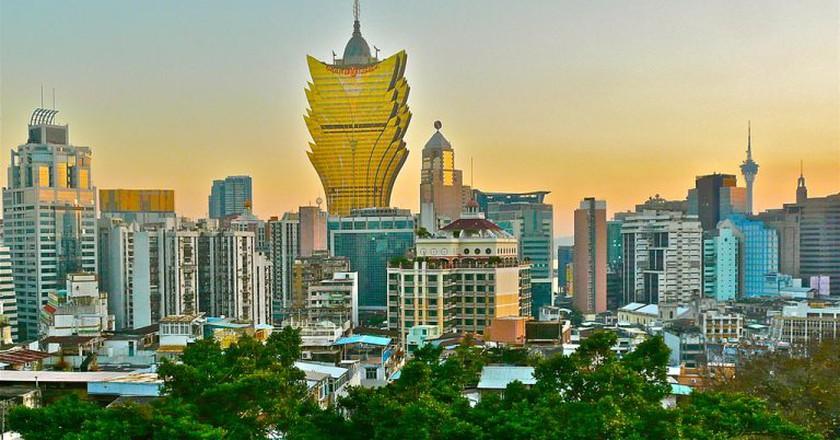 Macau China | © sanfamedia.com/Flickr