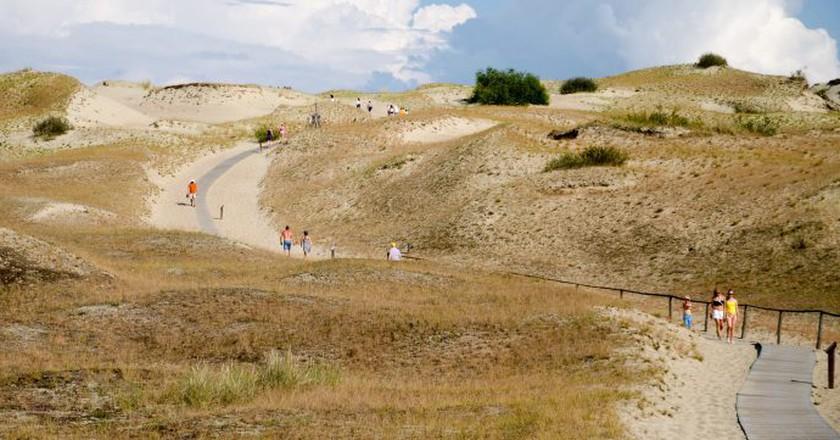 Nida sand dunes |© Raido/Flickr