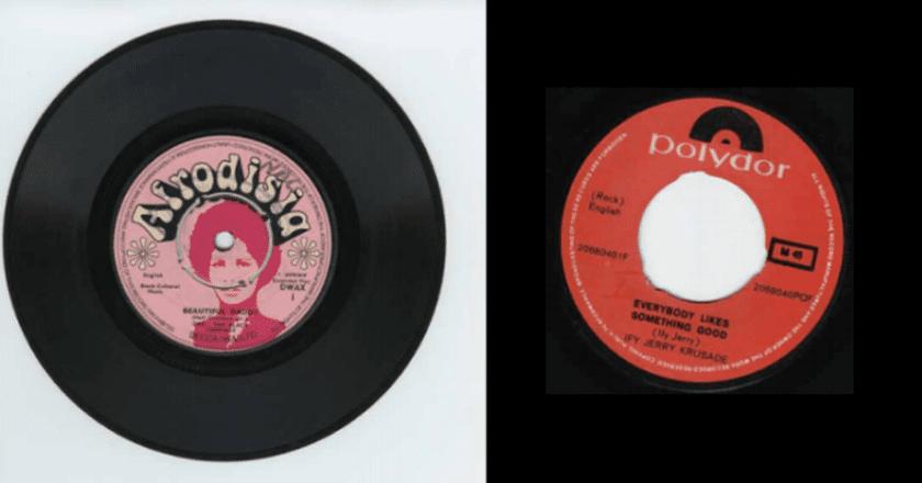 Nigerian rock vinyl   Courtesy of Uchenna Ikonne