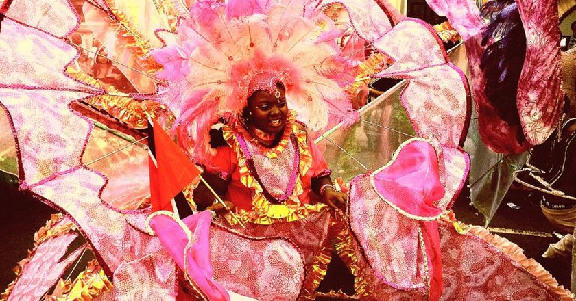 Notting Hill Carnival   © Wikimedia/Romazur