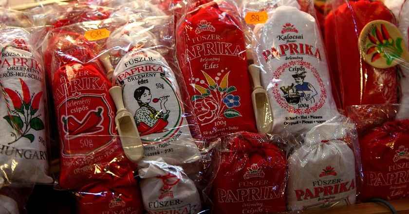 Paprika Shop |© Christine Zenino / Wikimedia Commons